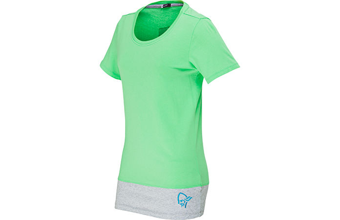 Norrøna /29 horizontal cotton T-Shirt for women