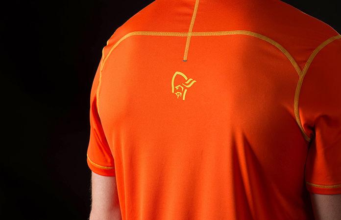 Norrøna 29 teknisk t-skjorte for herre