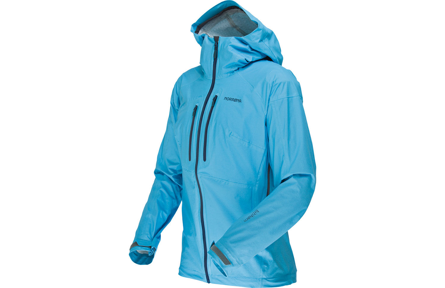 bitihorn dri1 jacket for women blue