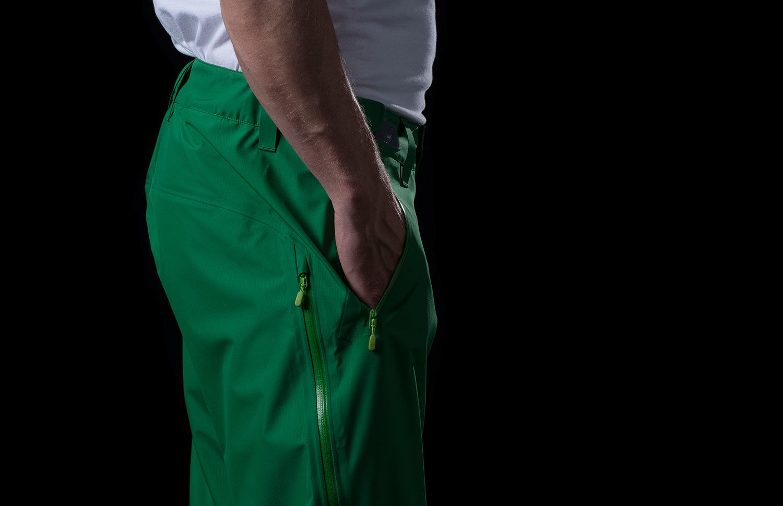 Norrona falketind Gore-Tex pants for men - all season