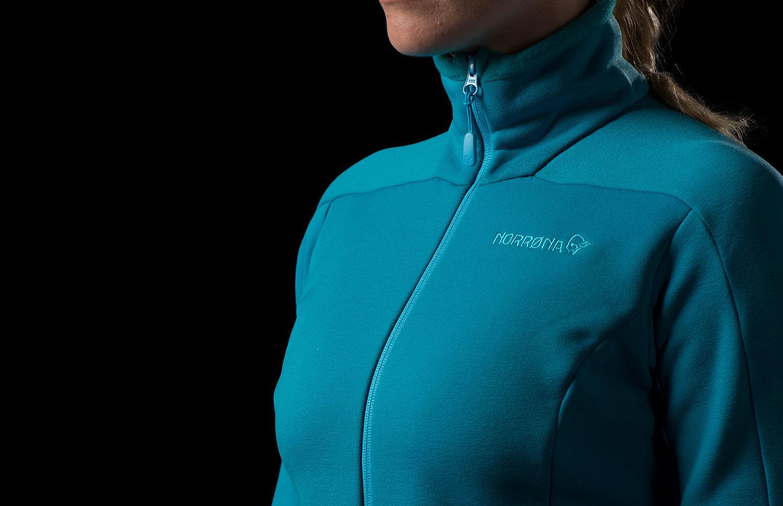 Norrona falketind power stretch jacket for women