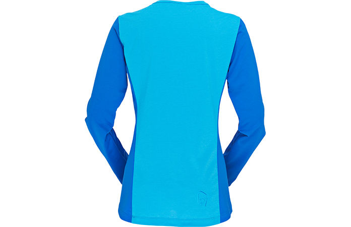 fjørå lightweight long sleeve for women