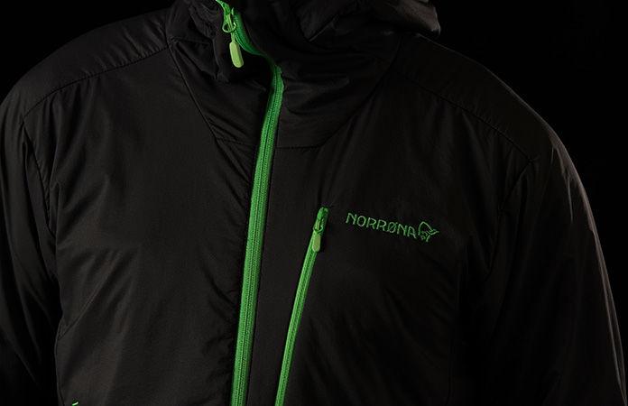 Norrona lofoten Alpha jacket
