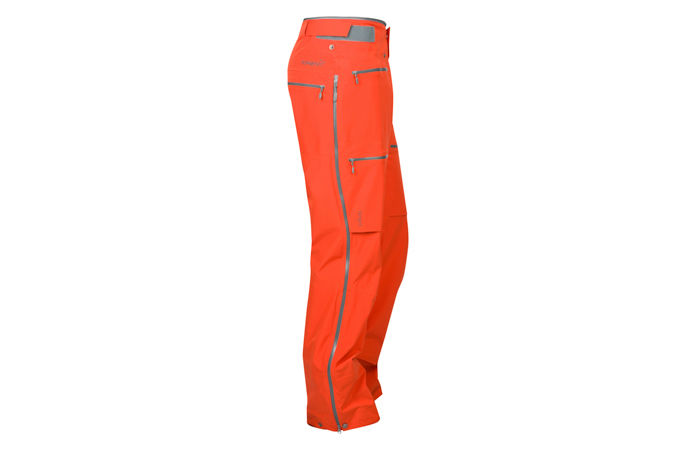 Norrøna lyngen driflex3 pants for ski touring