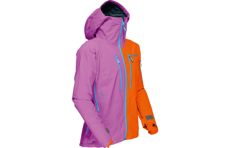 Norrona waterproof freeride ski jacket