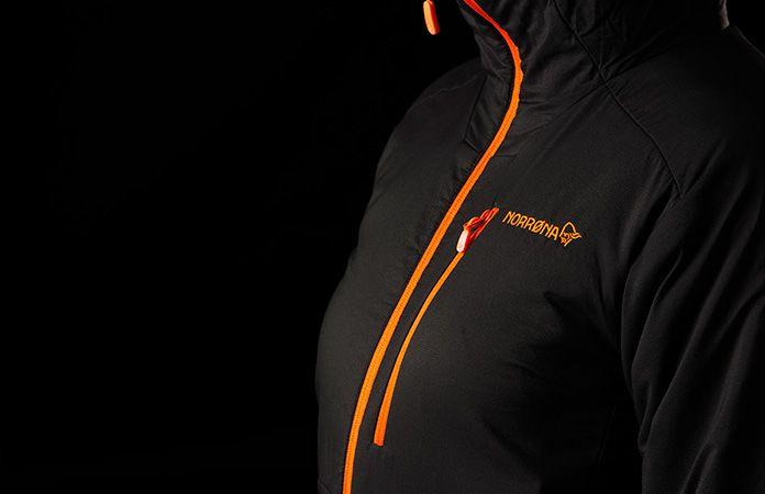 Norrøna lofoten Alpha insulated jacket for women