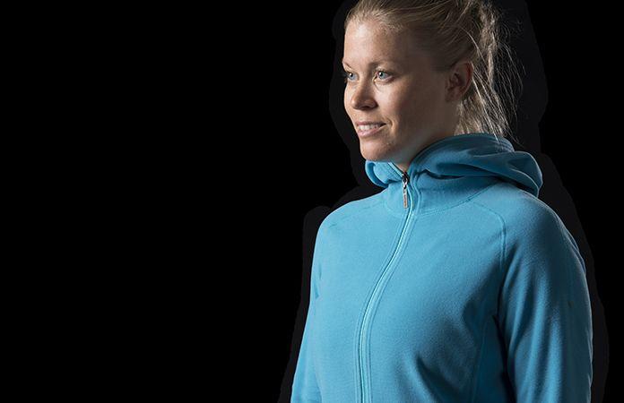 Norrøna /29 warm1 zip hood fleece for women