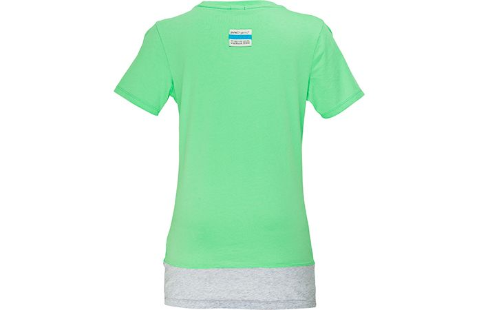 Norrøna /29 horizontal cotton T-Shirt for women