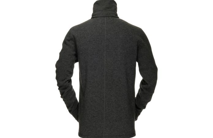 warm jacket for men from Norrona