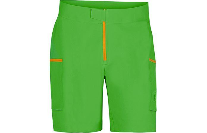 Norrona /29 lightweight flex1 shorts for men - green