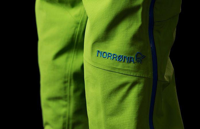 Norrona gore tex lofoten pants