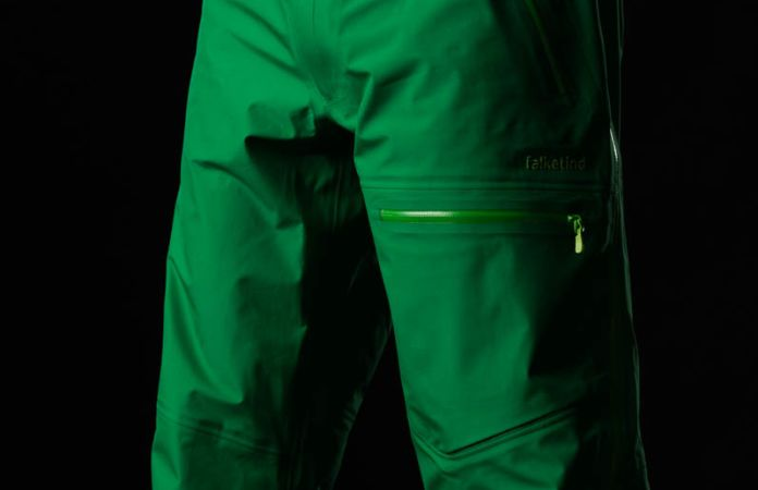 Norrona climbing pants for men Gore-Tex