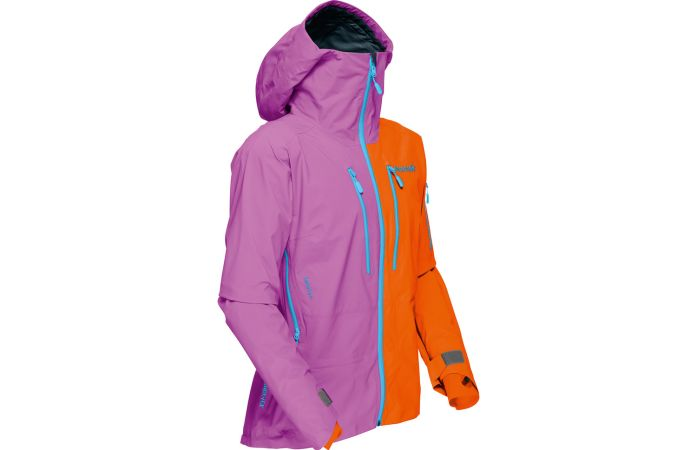 Norrona waterproof freeride ski jacket