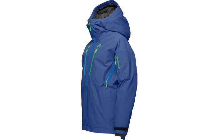 Norrona lofoten Gore Tex primaloft jacket junior