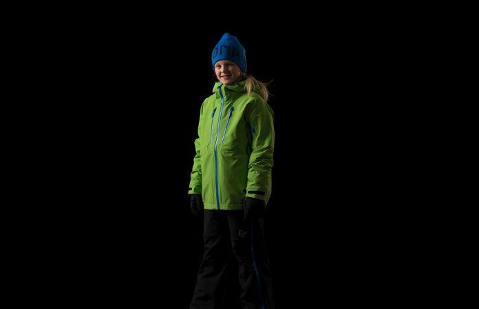 Norrøna lofoten childrens Gore-Tex primaloft jacket