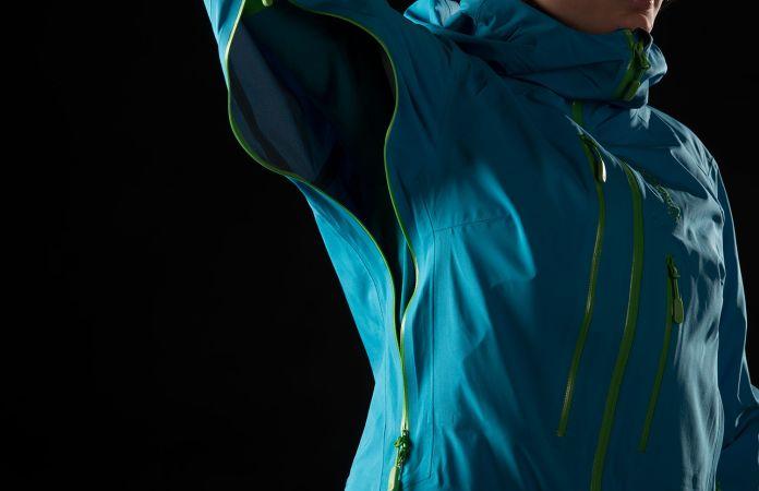 Norrona lyngen driflex3 ski touring jacket for women