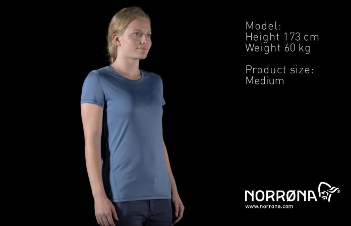 Norrøna /29 tech t-shirt for women