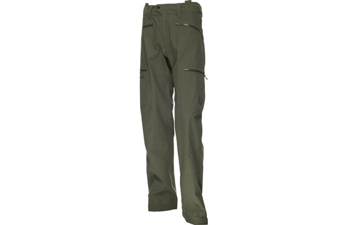 Norrona dovre hunting pants waterproof windproof fjelljakt