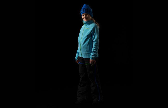 Norrona falketind warm1 Jacket for kids / junior