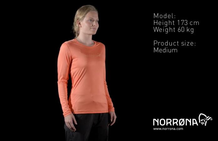 Norrøna /29 tech long sleeve til dame