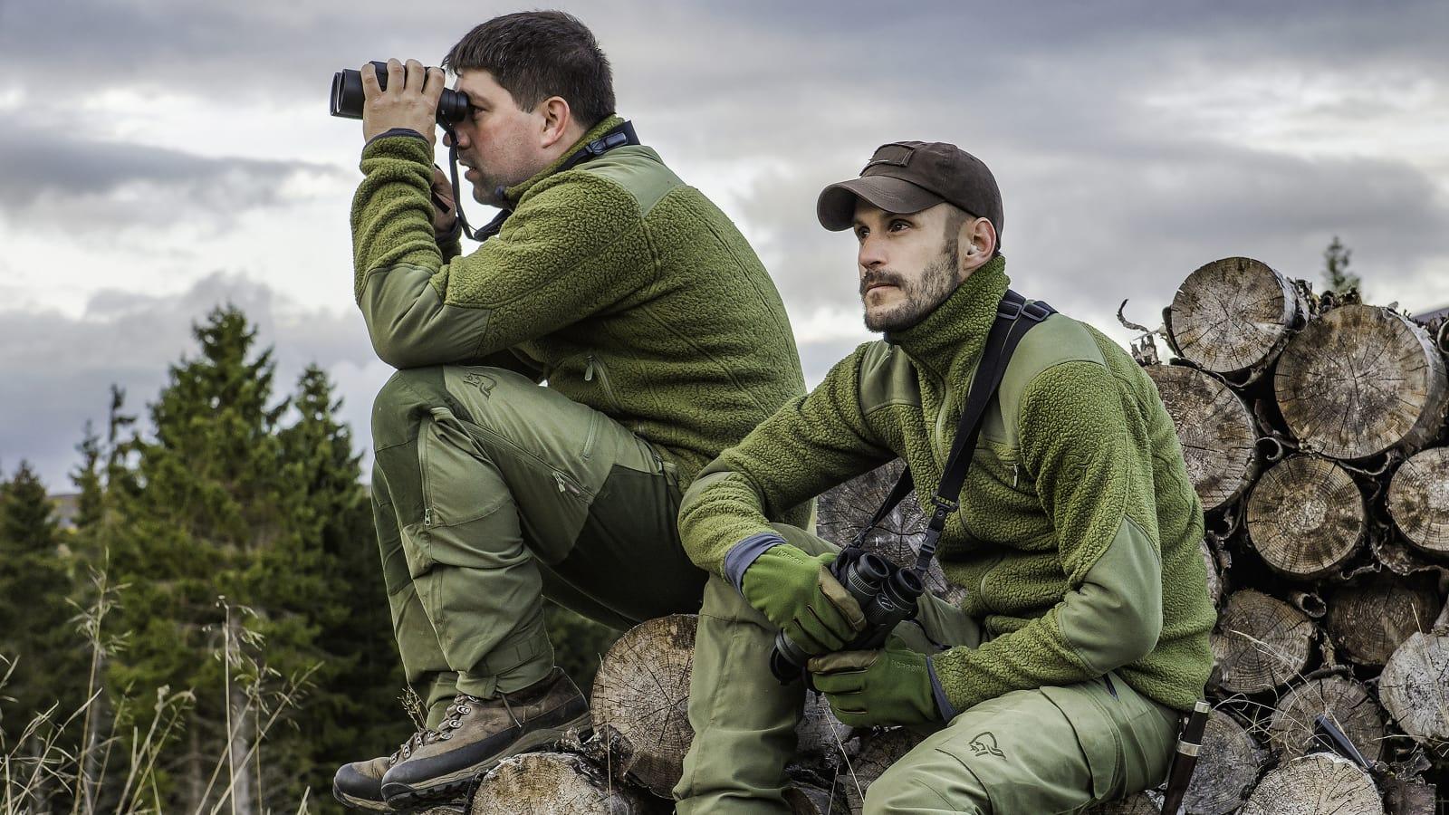 d9f16d18 finnskogen warm2 Jacket. Our most flexible hunting fleece ...
