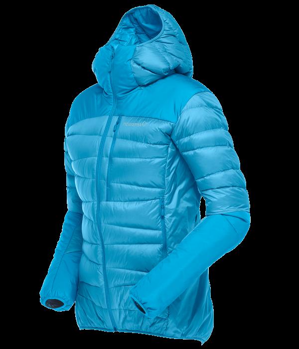 Product image of falketind down hood Jacket (W)