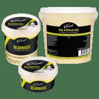 Eriks Bearnaise för storhushåll - finns i tre förpackningsstorlekar