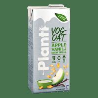 Förpackningsbild av Planti YogOat Äpple