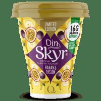 Din Skyr® Banan & Pasjon 160 g