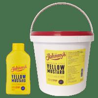 Johnny's Yellow mustard