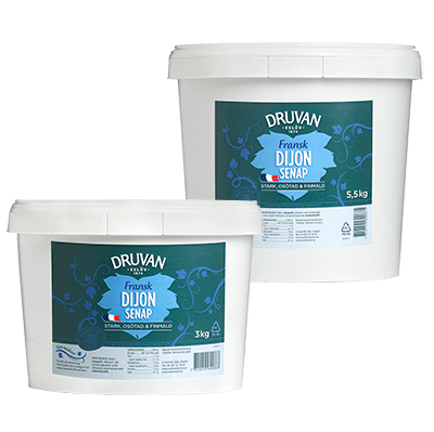 Druvan Dijon Senap produkt
