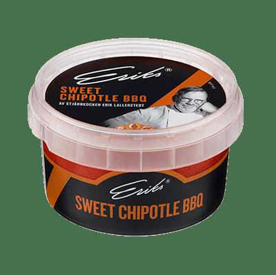 Eriks Sweet Chipotle BBQ förpackning