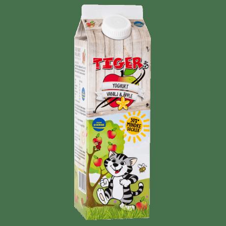 Tigers Yoghurt Vanilj & Äpple