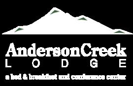 Anderson Creek Lodge Bed & Breakfast Retreat