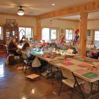 retreats at BLACKBERRY CREEK RETREAT - ROGERSVILLE MO