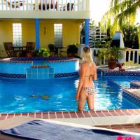 Paradise Hotel Pool
