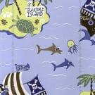 Papel de parede Decoração Infantil Piratas Origini 139-26