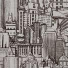 Papel de parede Decoração Cidade Origini R08