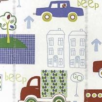 Papel de parede Decoração Infantil Carros Origini 139-29