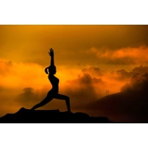 Painel Fotográfico Yoga Origini
