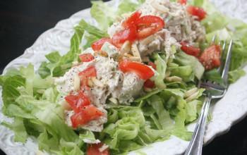 Turkey Zucchini Salad