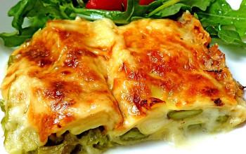 Gary's Asparagus Lasagna