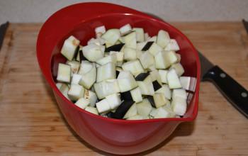 Hot Eggplant Dip