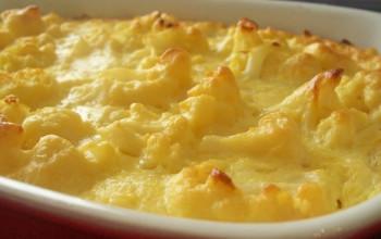 Cauliflower Souffle Bake