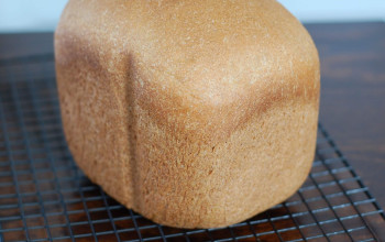 Honey Wheat Bread for the Bread Machine