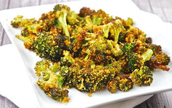 Parmesan Garlic Broccoli