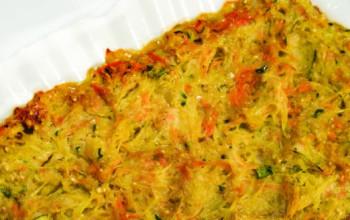 Potato Carrot And Zucchini Kugel