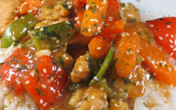 Orange Stir-Fry Sauce