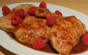 Crock Pot Raspberry Chicken
