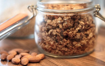 Date and Almond Granola